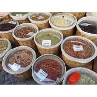 Beypazarı Pazarları Sebze Kuruları Baharat Cümbüşü