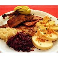Prag'da Yeme İçme , Çek Yemek Kültürü Nasıl ?