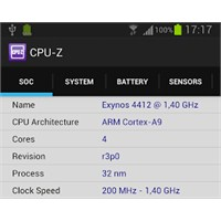 Cpu-z Artık Android'de!