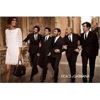 Safkan Akdenizli Dolce & Gabbana