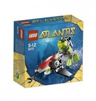 Lego Dünyası-atlantis