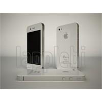 Beyaz İphone 4 Türkiye'de Fiyatlar Haberimizde
