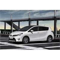 2013 Toyota Verso Geliyor