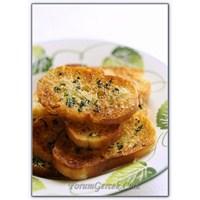 Bayat Ekmekleri Değerlendirin | Sarımsaklı Ekmek