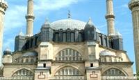 Edirne Selimiye Camii.