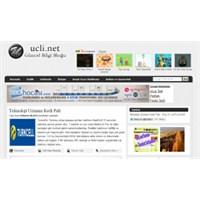 Ucli.Net Teması (Uv2) Kişisel Blog Teması
