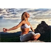 Rahatlama Egzersizleri İle Enerjiniz Artsın