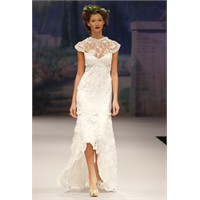 Claire Pettibone 2012 Sonbahar Gelinlik Modelleri