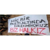 Gezi Parkı Direnişi'nin Arkasında Kimler Var?