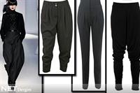 Her Mevsimin Klasiği Siyah Pantolonlar