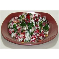 Salatalar.. Çökelek Salatası