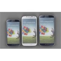 Galaxy S4 Mini'ye Büyük Kardeş Gelebilir!