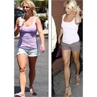 Britney Spears'in 2 haftalık zayıflama formülü