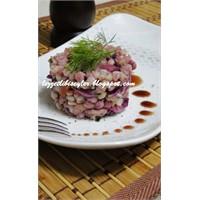 Kerevizli Buğday Salatası