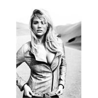 Kate Upton'lı Redemption Choppers Çekimleri