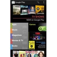 Google Play Store 3.7.13 Yayınlandı