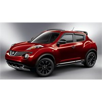 2013 Nissan Juke Midnight Edition Duyuruldu