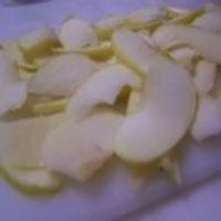 Tarçınlı Elma Dilimleri