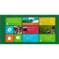 Windows 8 Türkçe Dil Paketi Desteğiyle Geliyor