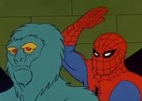 Örümcek Adam (1967) - Bölüm 25