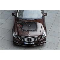 Mercedes E 300 Bluetec Hybrid Avrupa'da Satışta