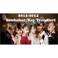 2013-14 Sonbahar Kış Trendleri