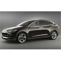 Çevreci Suv Tesla Model X