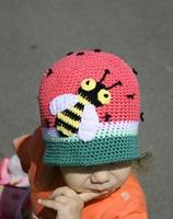 Arılı Çocuk Şapkası Yapılışı