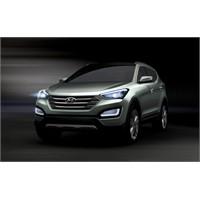 Karşınızda 2013 Model Hyundai Santa Fe!