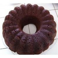 Kakaolu Pudingli Kolay Kek