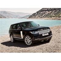 Yeni Range Rover'ın Yeni Görüntüleri!