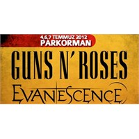 Guns N' Roses Konserine Gidiyorum! Tuborg Goldfest