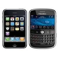 Blackberry Ana Vatanında Apple'ye Yenik Düştü