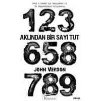 Kitap Yorumu: Aklından Bir Sayı Tut - John Verdon