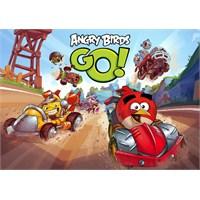 Kızgın Kuşların Yarışçıları ' Angry Birds Go' Çıkt