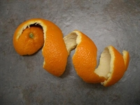 Portakal Kabuğun Sırrı