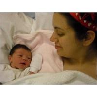 Başak'ın Normal Doğum Hikayesi