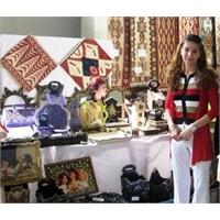 Serpil Turan, Adeta Sanatıyla Harikalar Yaratıyor