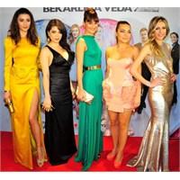 Romantik Komedi 2: Bekarlığa Veda' Filmi Galası