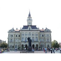 Tuna Nehri'nin Güzel Kenti Novi Sad