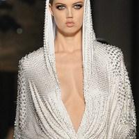 """""""Haute Couture"""" Moda Haftası Versace İle Başladı"""