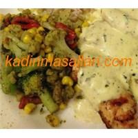 Brokoli Salatası Tarifim