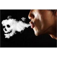 Sabah Kalkar Kalkmaz Sigara İçmeyin !