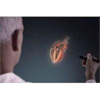 3d Hologramlar İle Ameliyatlar Daha Kolay