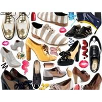 Oxford Ayakkabılar Çok Moda!