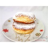 Alman Çöreği - Berliner Tarifi