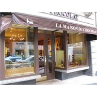 Paris 'te En İyi Çikolata Nerede ?