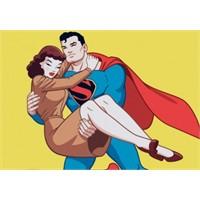 Gizli Kalmış Superman Çizgi Filmleri