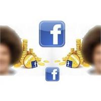 Alın Size Facebook Kredisi...