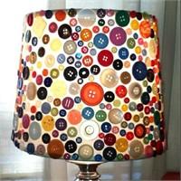 Düğmelerin Rengarenk Dünyası